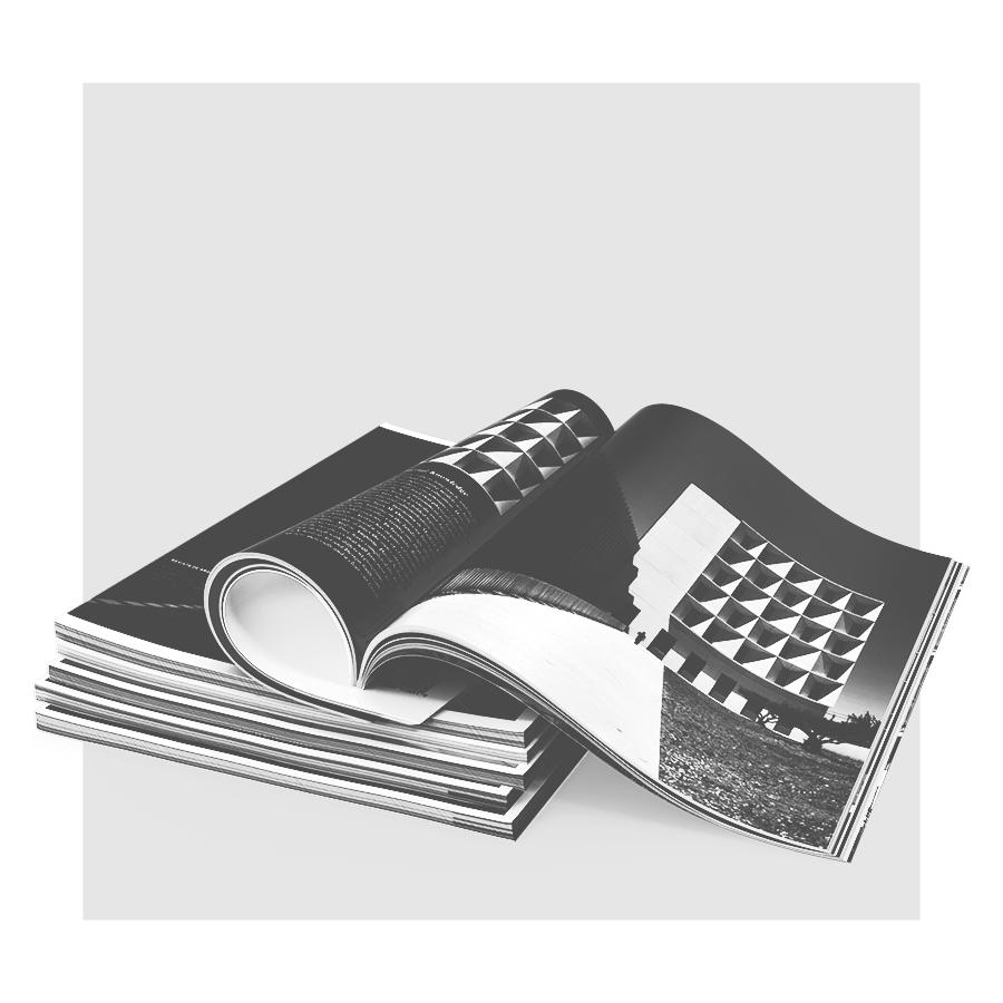 Image d'introduction pour présenter notre expertise en création de supports de communication imprimés et print, comme des foyers, carte de visites ou mise en page de magasine et brochure. Ces productions graphiques sont réalisées au sein du studio et agence de design graphique : Studio Edoras présent sur Paris, Neuilly sur Seine et Bordeaux. Studio de design graphique spécialisé dans la création de site internet et d'identité visuelle