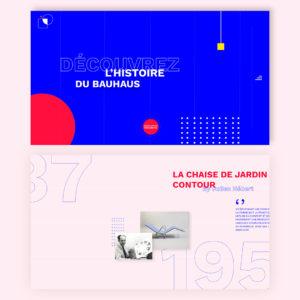 Site d'expérience réalisé par une équipe créative. Agence digitale spécialisée dans la création de sites internet, basée à Paris et Bordeaux.
