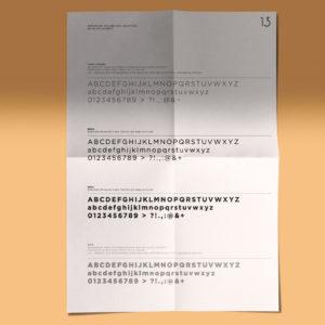 L'agence de communication et de création graphique réalise des chartes graphiques pour les entreprise. Il s'agit des règles d'utilisation des typographies de la charte graphique