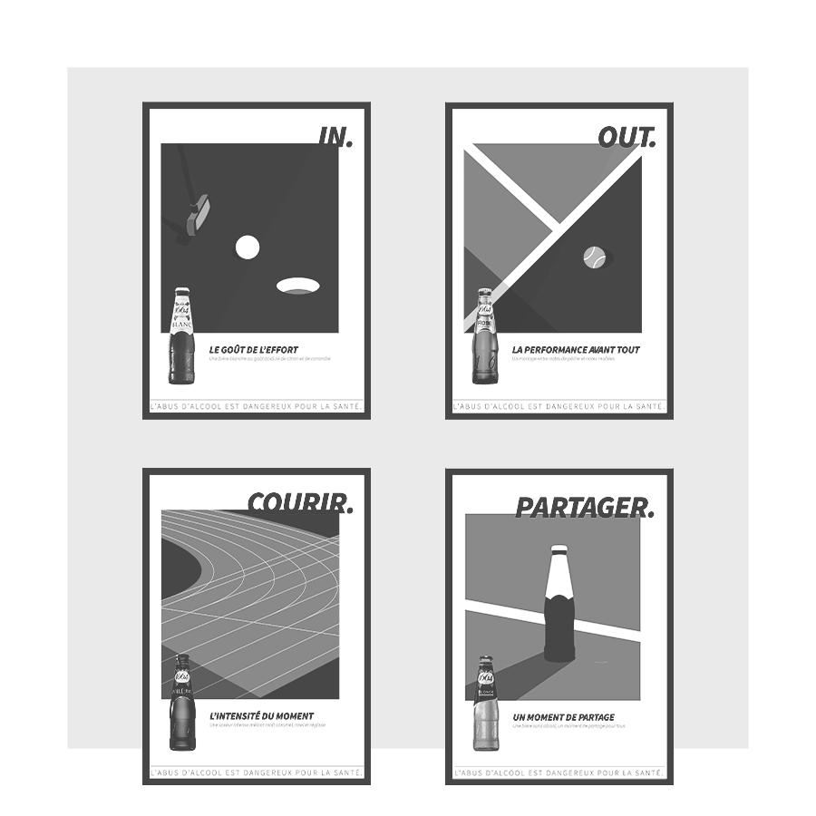 Image d'introduction pour présenter la conception de Campagne d'affichage par le studio de création de design graphique : Studio Edoras présent sur Paris, NEUILLY SUR SEINE et Bordeaux.